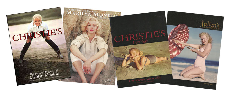Marilyn-Monroe-Auction-Catalogs