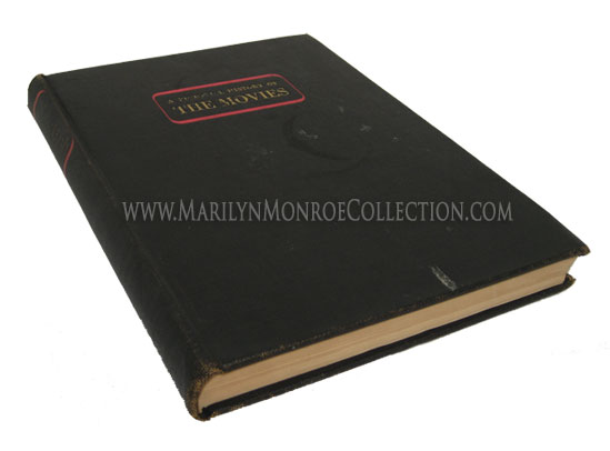 Marilyn-Monroe-Childhood-Owned-Movie-Book