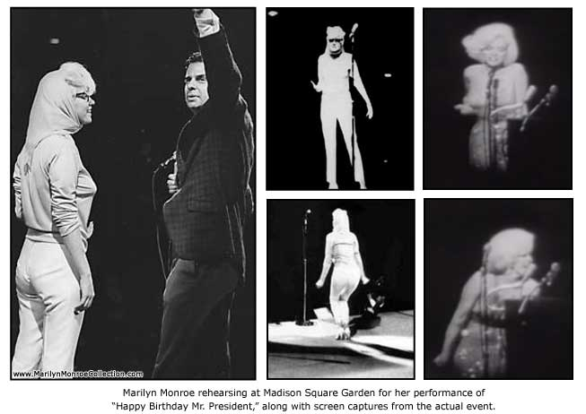 Marilyn-Monroe-Happy-Birthday-Mr-President-Rehearsal-Photos