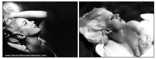 Marilyn-Monroe-Jean-Harlow