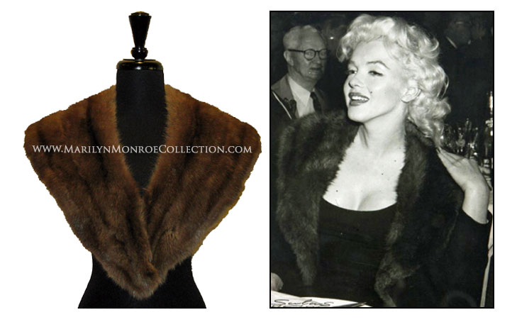 Marilyn-Monroe-Mink-Fur-Collar
