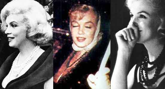 Marilyn-Monroe-Necklaces