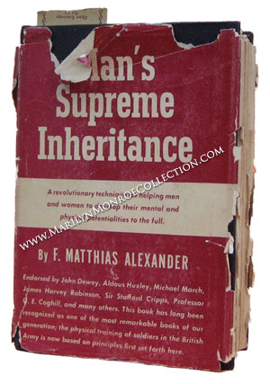 Marilyn-Monroe-Owned-Book-Mans-Supreme-Inheritance