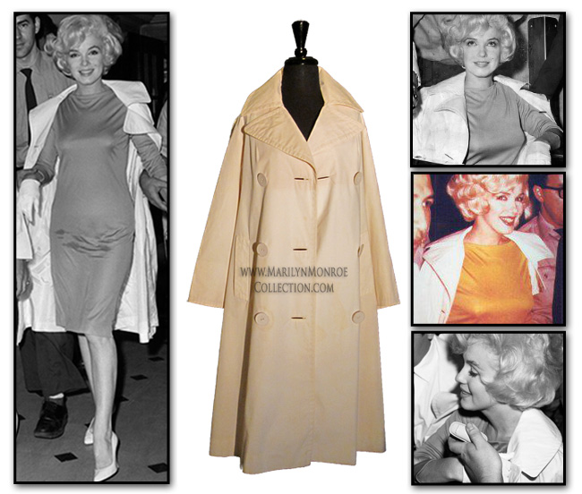 Marilyn-Monroe-Owned-Overcoat