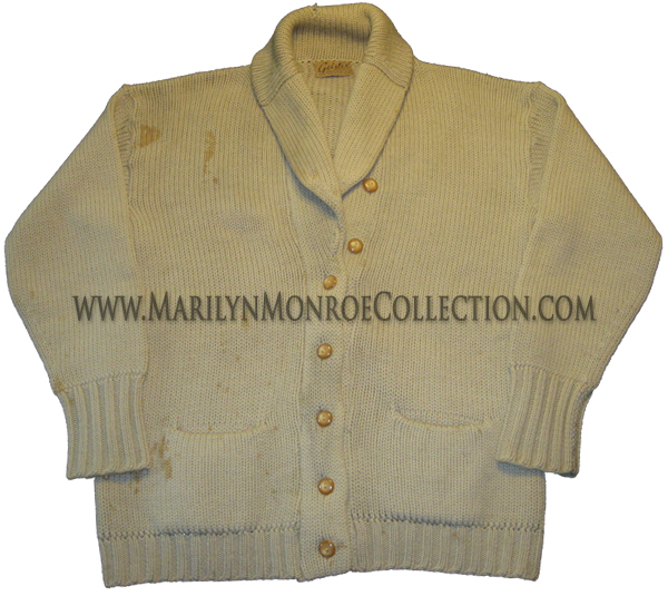 Marilyn-Monroe-Personal-Sweater