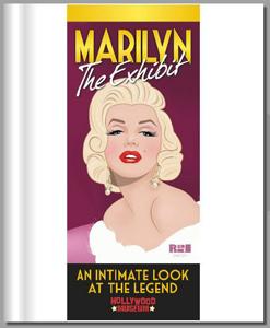 Marilyn-Monroe-The-Exhibit-Catalog-2012