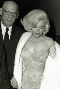Marilyn-Monroe-and-Isidore-Miller-President-Kennedy-Happy-Birthday-Gala