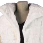 Marilyn Monroe's white ermine fur coat.