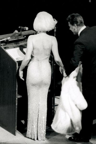 """The Personal Property of Marilyn Monroe: The """"Happy Birthday Mr ..."""