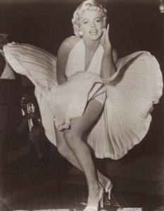 Marilyn-Monroe-Sam-Shaw