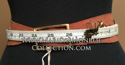 Marilyn-Monroe-Real-Size-Belt