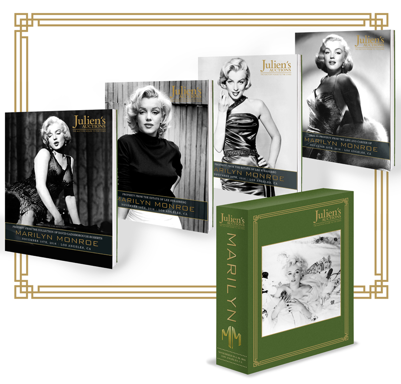 Unique COMING SOON The MMC Marilyn Monroe Auction Sweepstakes