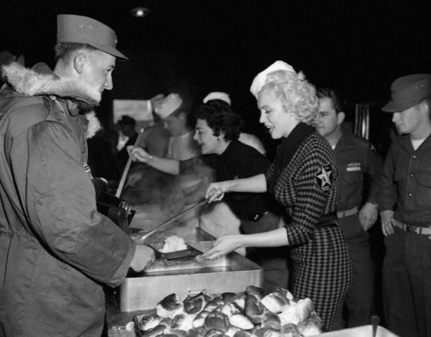 Marilyn Monroe Korea Invitation - The Marilyn Monroe Collection