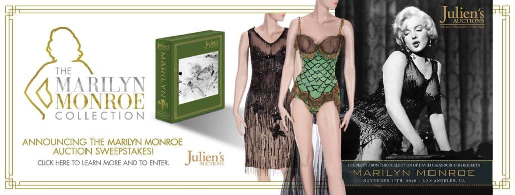 Enter-Marilyn-Monroe-Auction-Sweepstakes