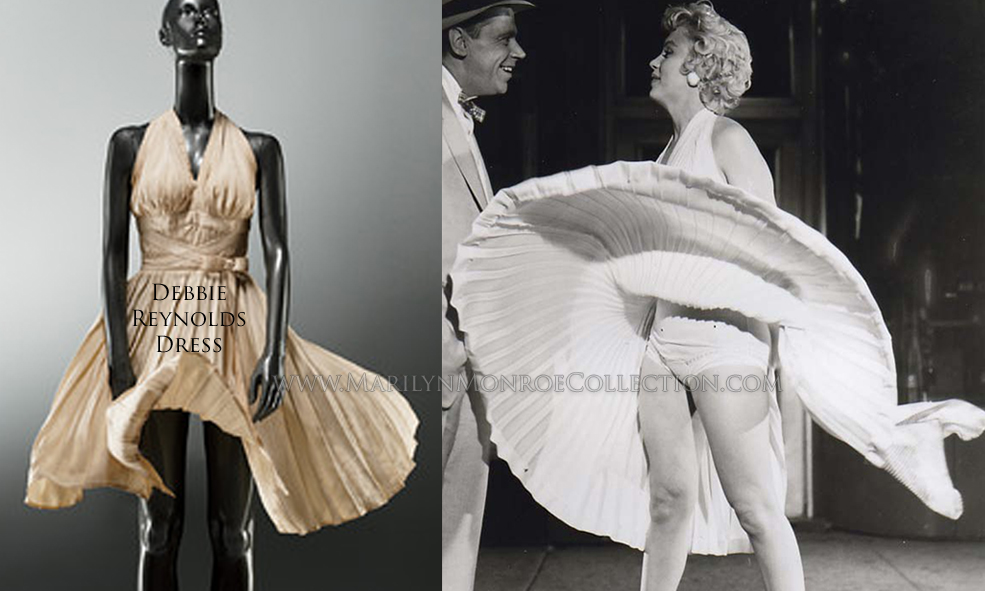 The Marilyn Monroe Seven Year Itch Dress: Part I - The Marilyn ...