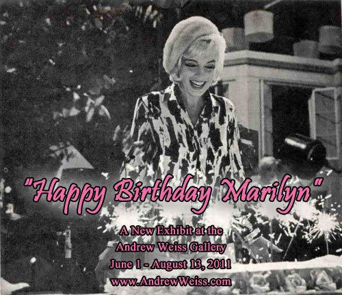 Youre Invited To Participate In Happy Birthday Marilyn A New