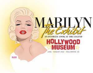 Marilyn-Monroe-Exhibit-Logo