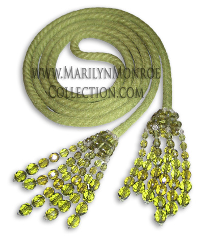 Marilyn-Monroe-Green-Pucci-Belt
