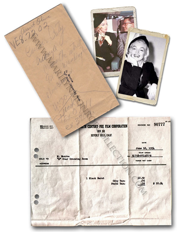 Marilyn-Monroe-Handwritten-Notes-Envelope