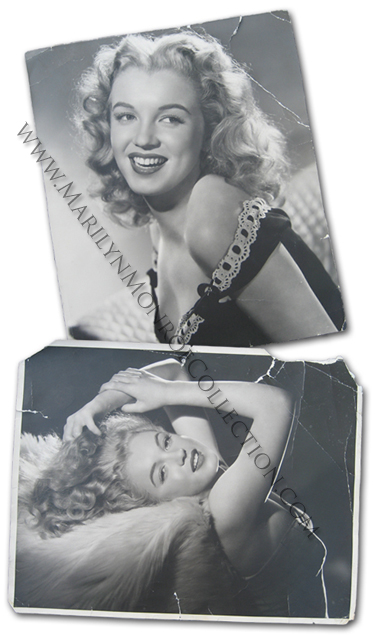 Marilyn-Monroe-Owned-Autographed-Photos