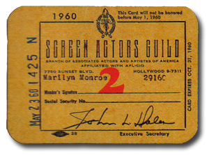 Marilyn-Monroe-Screen-Actors-Guild-SAG-Membership-Card-1960