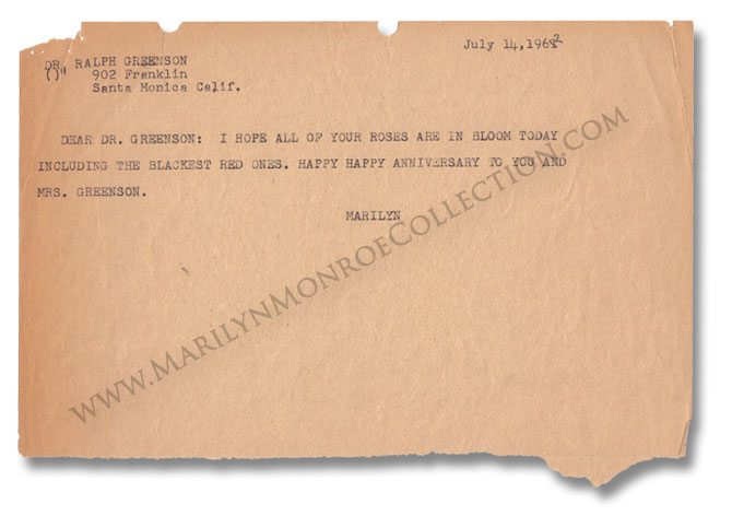 Marilyn-Monroe-Telegram-to-Ralph-Greenson