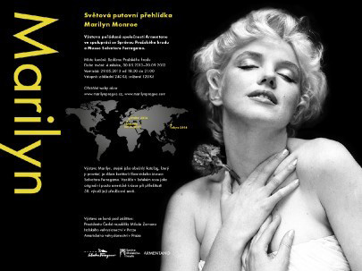 Marilyn-Monroe-Prague-Exhibit