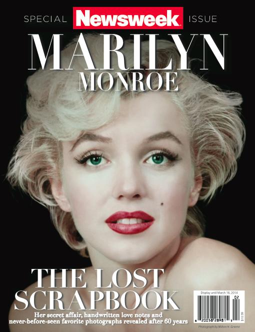 Marilyn-Monroe-Newsweek1