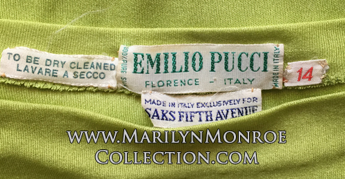 Marilyn-Monroe-Real-Size-Pucci-Blouse