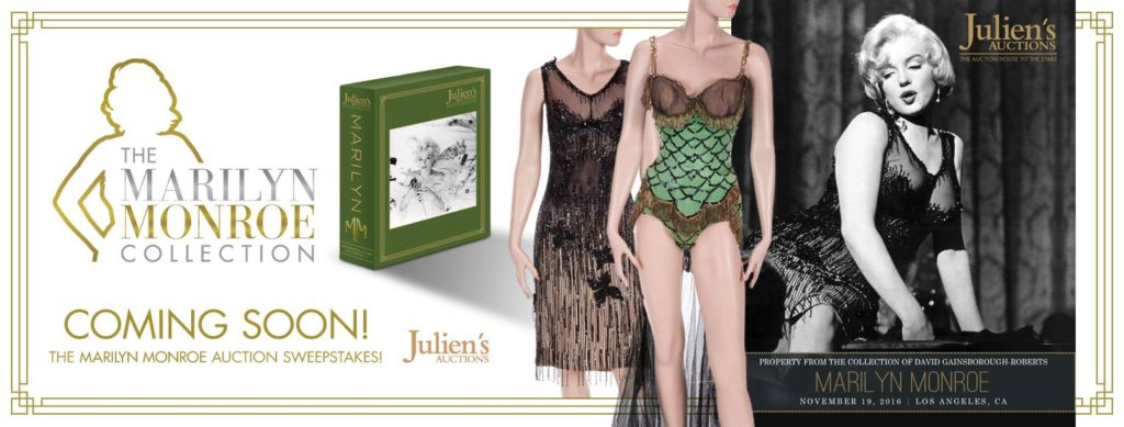 Marilyn-Monroe-Auction-Sweepstakes-Coming-Soon
