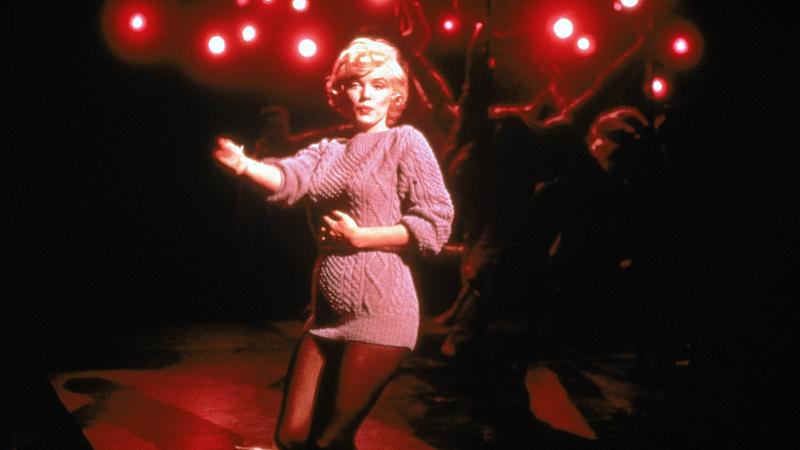 Marilyn Monroe Tot Bild